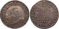 Sachsen-Alt-Weimar 1/2 Taler Johann 1602-1605.