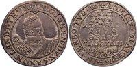 Sachsen-Alt-Weimar 1/4 Taler Johann 1602-1605.