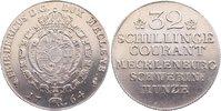 Mecklenburg-Schwerin 32 Schilling Friedrich 1756-1785.