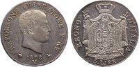 Italien-Königreich (unter Napoleon) 5 Lire Napoleon I. 1804-1814.