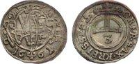 Sachsen-Albertinische Linie Dreier Johann Georg II. 1656-1680.