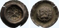 Böhmen Brakteat Wenzel II. 1278-1305.
