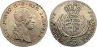 Sachsen-Albertinische Linie Ausbeutetaler Friedrich August I. 1806-1827.