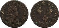 Double Tournois 1614  X Frankreich Ludwig XIII. 1610-1643. fast sehr sc... 40,00 EUR  zzgl. 3,50 EUR Versand