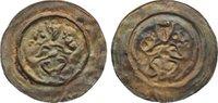Altenburg, königliche Münzstätte Brakteat Philipp von Schwaben 1198-1208.