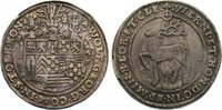 Stolberg-Stolberg Taler Wolfgang Georg 1615-1631.