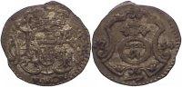 Sachsen-Albertinische Linie Pfennig Friedrich August II. 1733-1763.