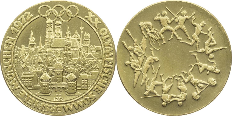 Olympia 1972 Medaillenspiegel