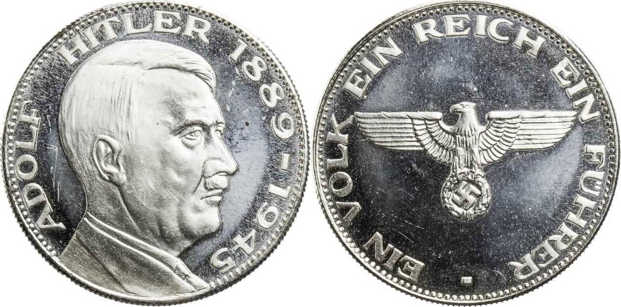 adolf hitler medaille