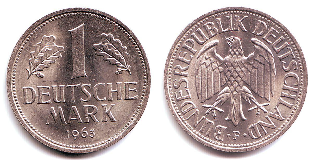 1963 Deutschland