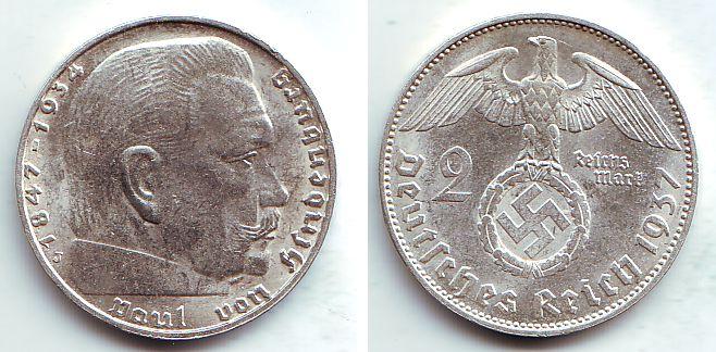 Münzen Mit Hakenkreuz Wert