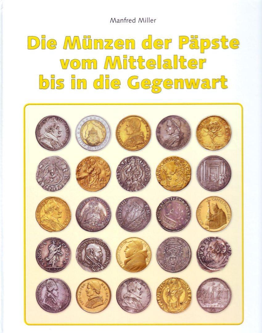 Katalog 2015 Kirchenstaat Vatikan Miller Die Münzen Der Päpste Vom