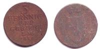 Greiz - Reuss ältere Linie 3 Pfennig Ältere Linie