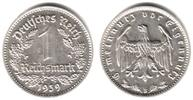 Drittes Reich 1 Mark Kursmünze
