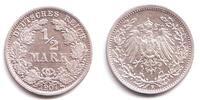 Kaiserreich 1/2 Mark 1/2 Mark