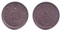 Meuselwitz - Sachsen - Altenburg 50 Pfennig Notgeld der Stadt Meuselwitz - 50 Pfennig