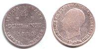 Mecklenburg - Schwerin 4 Schilling Friedrich Franz I. (1785 - 1837)