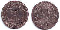 Pirmasens 50 Pfennig Notgeld der Stadtverwaltung Pirmasens - 50 Pfennig