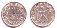 Weimarer Republik 1 Reichsmark 1 Reichsmark
