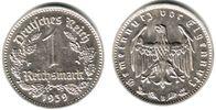 Drittes Reich 1 Mark 1 Mark Kursmünze