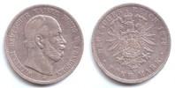 Preussen 5 Mark Wilhelm I. (1861-1888)