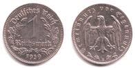 Drittes Reich 1 Reichsmark 1 Reichsmark