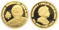Cook Inseln - Island 1 Dollar Papst Benedikt XVI.