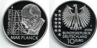 Deutschland 10 Euro Max Planck