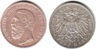 Baden 5 Mark Friedrich I. (1856-1907)