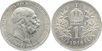 Ungarn 1 Krone Franz Joseph I. (1848 - 1916)