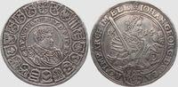 Sachsen Reichstaler Johann Georg + August (1611-1615)