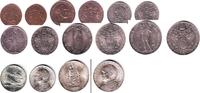 18,85 Lire 1940 Vatikan Kursmünzen-Satz ( 8 Münzen) von 5 Cent. bis 10 ... 179,00 EUR  zzgl. 6,95 EUR Versand