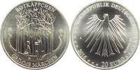 20 Euro 2016 Deutschland Rotkäppchen - Grimms Märchen bankfrisch  23,40 EUR  zzgl. 4,95 EUR Versand