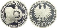 10 DM 1992 D Deutschland Pour le Merite PP  9,95 EUR  zzgl. 2,95 EUR Versand