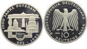 10 DM 1993 F Deutschland 1000 Jahre Potsdam PP  9,95 EUR  zzgl. 2,95 EUR Versand