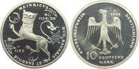 10 DM 1995 F Deutschland 800. Todestag von Herzog Heinrich der Löwen PP  9,95 EUR  zzgl. 2,95 EUR Versand