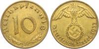 10 Reichspfennig 1937 E Drittes Reich 10 Reichspfennig - mit Hakenkreuz... 9,95 EUR  zzgl. 2,95 EUR Versand