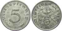 5 Reichspfennig 1940 F Drittes Reich 5 Reichspfennig - mit Hakenkreuz v... 3,95 EUR  zzgl. 2,95 EUR Versand