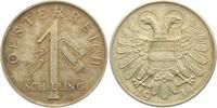 1 Schilling 1934 Österreich  vz  3,95 EUR  zzgl. 2,95 EUR Versand
