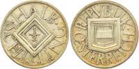 1/2 Schilling 1926 Österreich  ss-vz  9,00 EUR  zzgl. 2,95 EUR Versand