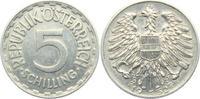 5 Schilling 1952 Österreich 5 ATS vz  8,00 EUR  zzgl. 2,95 EUR Versand