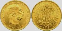 10 Kronen/ Corona 1912/NP Österreich Kaiser Franz Joseph I. vz/Kr.  119,00 EUR  zzgl. 6,95 EUR Versand