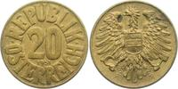 20 Groschen 1951 Österreich  vz min.fl.  3,00 EUR  zzgl. 2,95 EUR Versand