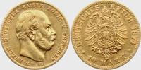 Preussen 10 Mark Kaiser Wilhelm I.
