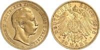 Preussen 10 Mark Kaiser Wilhelm II.