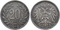 Österreich - Ungarn 20 Heller Franz Joseph I. (1848 - 1916)
