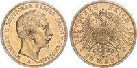 Preussen 20 Mark Kaiser Wilhelm II.