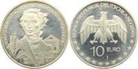 Deutschland 10 Euro Justus von Liebig