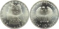 Deutschland 10 Euro 20 Jahre Deutsche Einheit