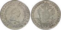 Römisch Deutsches Reich 20 Kreuzer Franz II.(I.) 1792-1835.